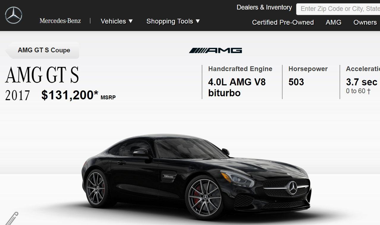 AMG comemora 50 anos com GT facelift e Edição 50 Screenshot_5608