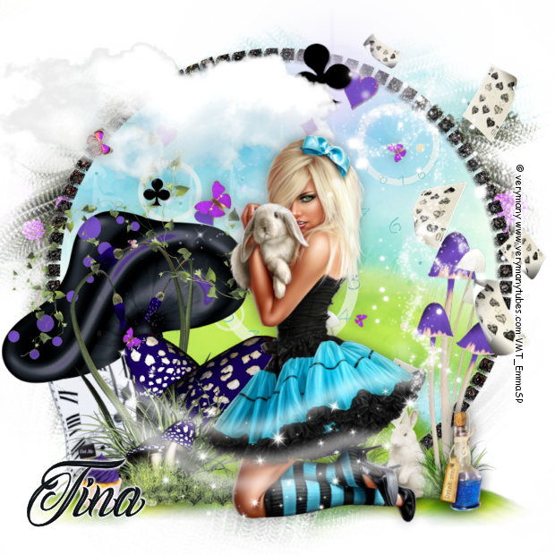 Tina's July - September Pick Up Thread Tina-2018_Alice_In_Wonderland