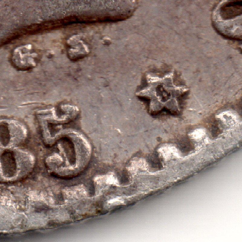 50 Céntimos 1885. Alfonso XII. Opinión Img913