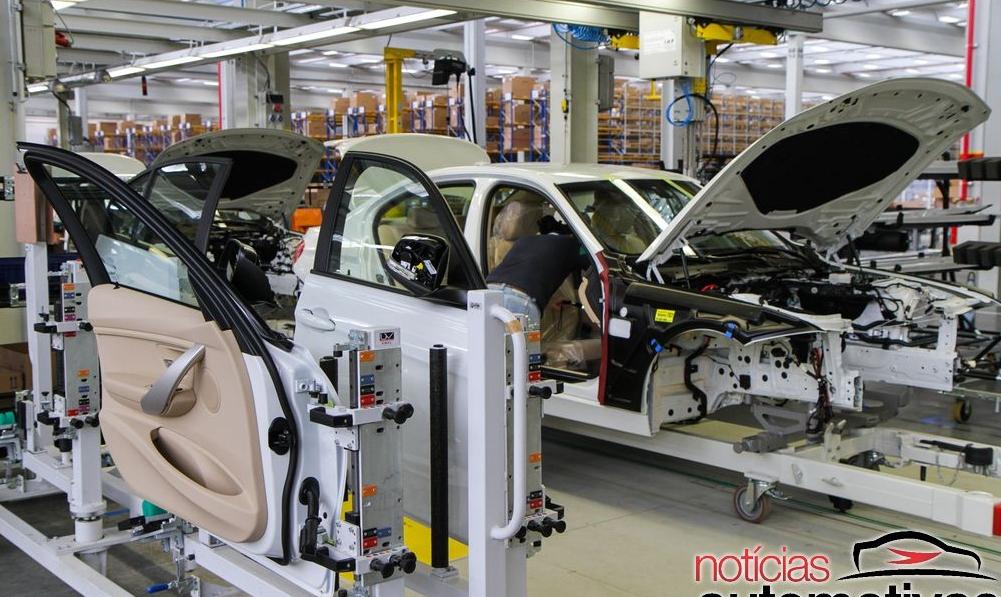 Primeiro BMW Brasileiro sai da linha de produção em Araquari, SC Screenshot_1585