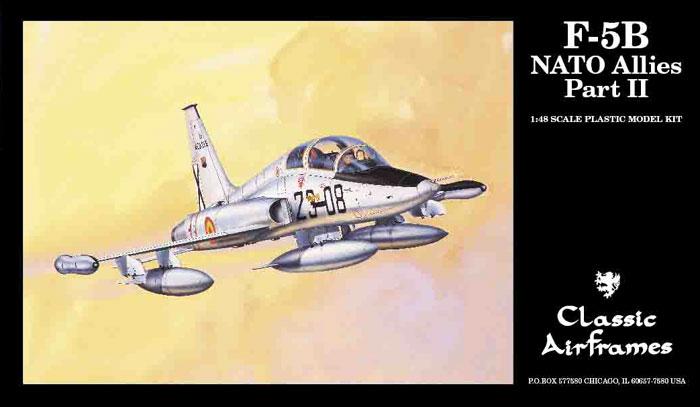 Northrop F-5B 1/48 Classic Airframes Image