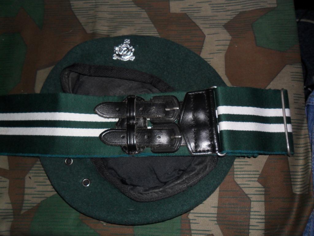 Rhodesian Belts and Berets RLI