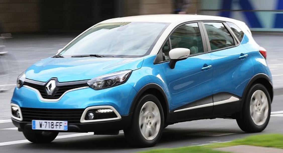 Especulação: Classe X, menor que GLA, baseada em Renault Captur Screenshot_425