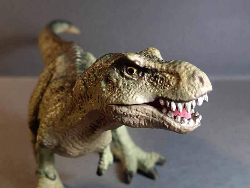 Two new medium sized Bullyland  Museum Line models 2016 : T-Rex and Liopleurodon, walk arounds Bully61448_Face_zpsl7zh5gfr