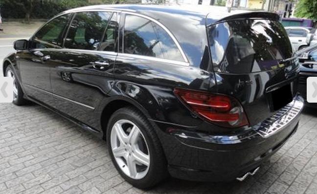 W251 R63 AMG 2007 - R$ 175.000,00  Screenshot_150