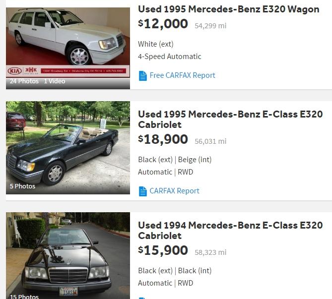 W124 320E 1993 - R$ 95.000,00 Screenshot_4744