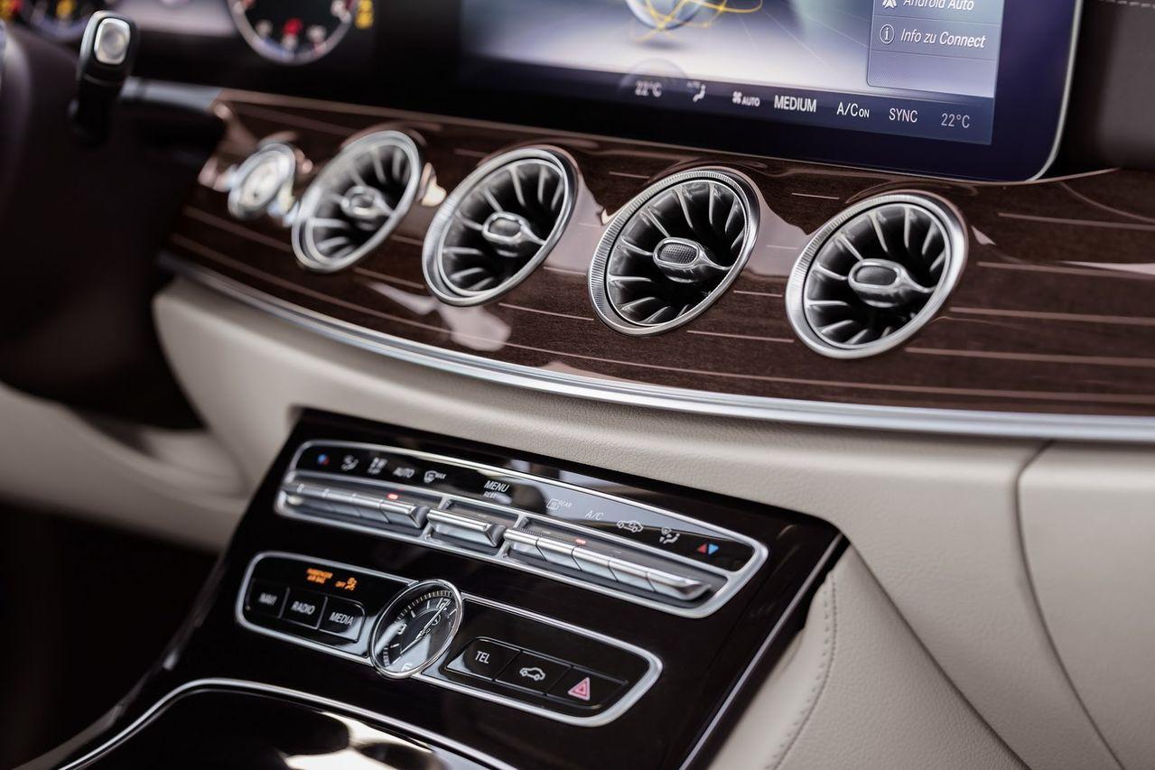 Nova Classe E Coupé 2018 é revelada 2018_Mercedes_E_Class_Coupe_14
