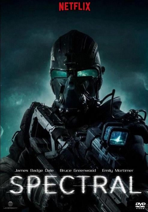 Cine de Ciencia Ficción Sprectral_2016