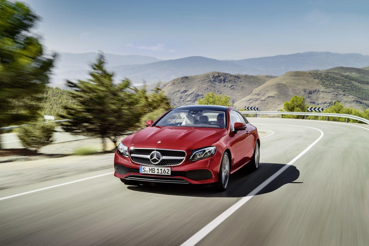 Nova Classe E Coupé 2018 é revelada 2018_Mercedes_E_Class_Coupe_6