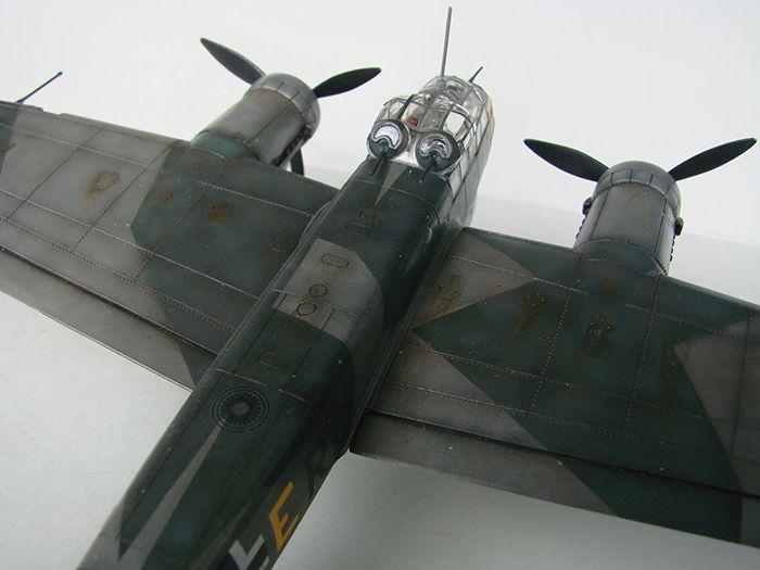 Junkers Ju-88A-4, Italeri, 1/72 DSC04692