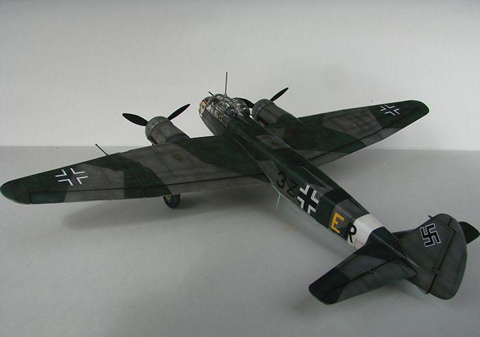 Junkers Ju-88A-4, Italeri, 1/72 DSC04699