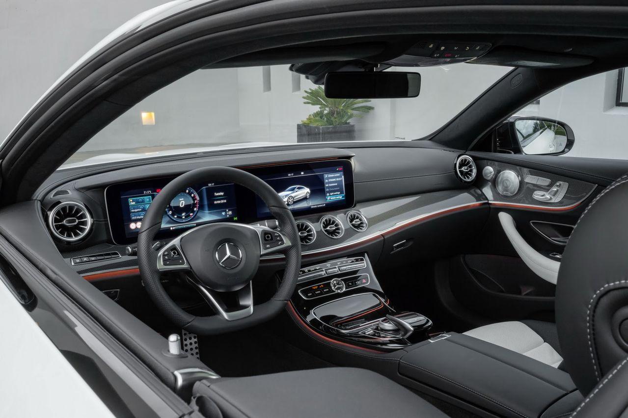 Nova Classe E Coupé 2018 é revelada 2018_Mercedes_E_Class_Coupe_49