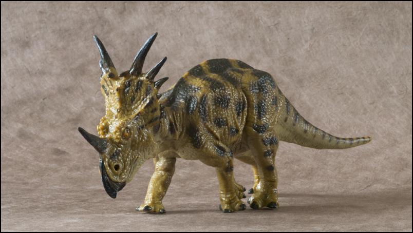 The 2013 KINTO FAVORITE Styracosaurus walkaround. KINTO_FAVORITE_Styracosaurus_1