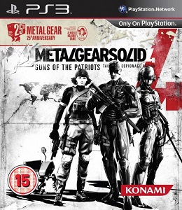 Cheats PKGs Pour CFW v4.xx Par JgDuff Metal_Gear_Solid_4_Guns_Of_The_Patriots_25th_Ann