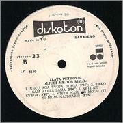 Zlata Petrovic -Diskografija Strana_B