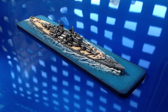 Some of my Naval Miniatures  Image