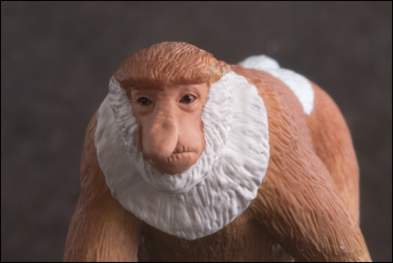 The MOJÖ FUN Proboscis monkey: A walkaround by Kikimalou Proboscismonkey_MOJO-18.jpg_original