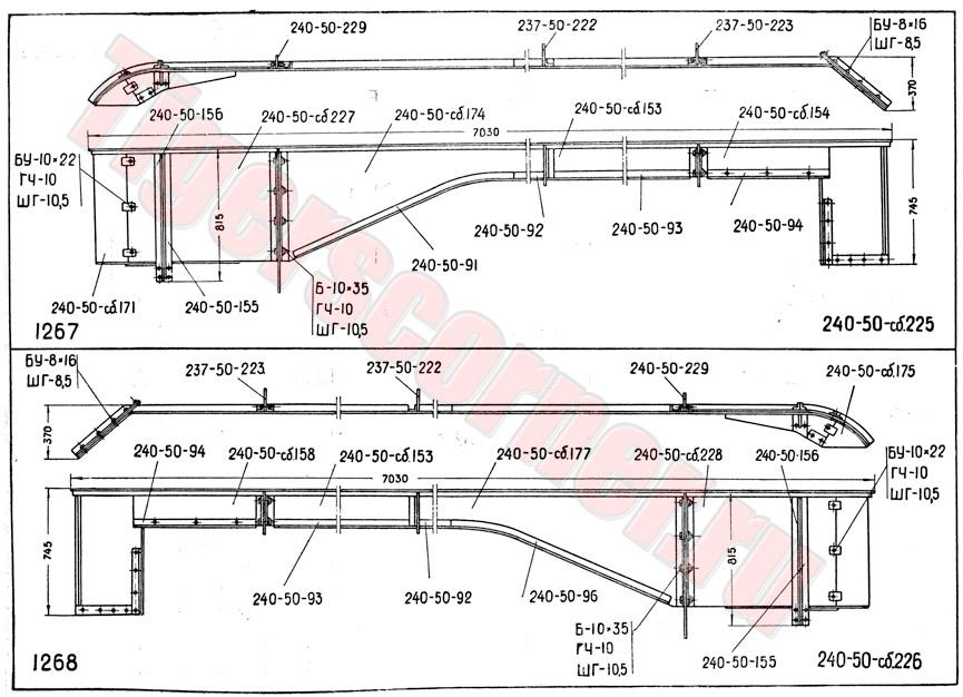 ИС-1 и ИС-2 (с ломаным носом) от Trumpeter -122_original
