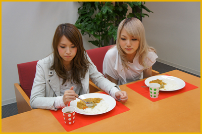 SCANDAL's original curry 「SCANDAROUX」 Curry_photo02