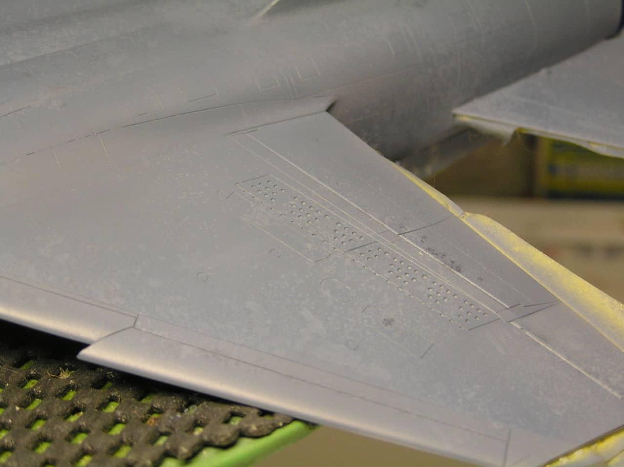 Ελληνικό Mirage F-1CG  1/48  P1010004