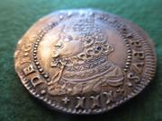 Medio Escudo Felipe III Messina (Sicilia) 1610 DC Medio_Escudo_Felipe_III_1610_Sicilia_3