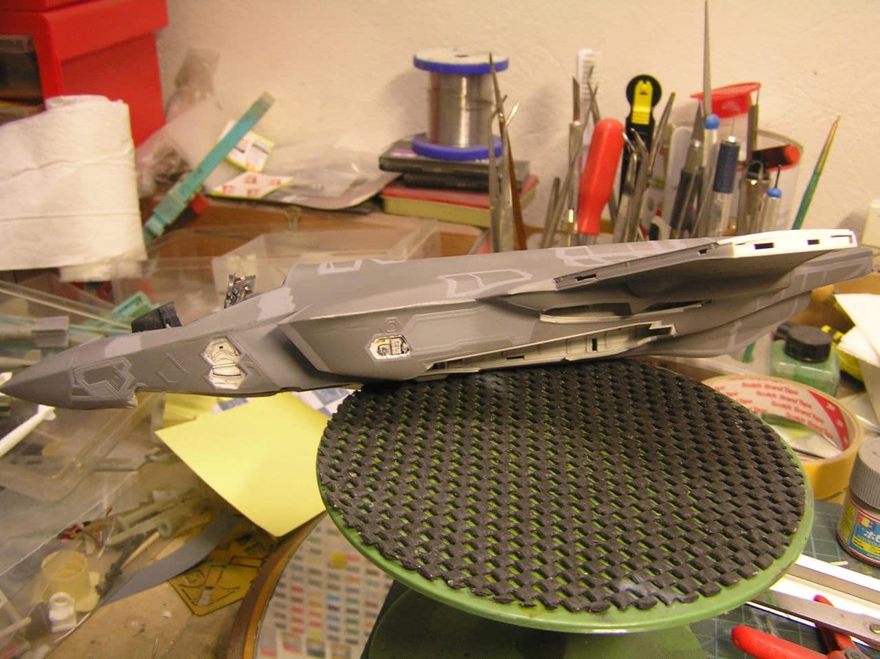 "F-35C  1/48 ... H  ""αεροπλαναρα""  !!! - Σελίδα 3 P1010063"