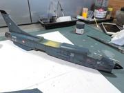 Avion - F-8E FN (P) Crusader, Hasegawa 1/48 DSCN5795