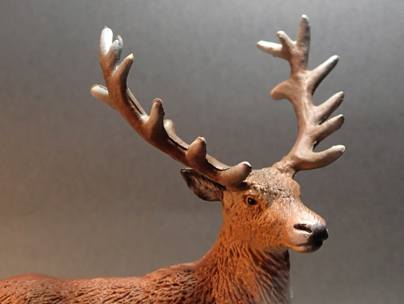 A walkaround  of Bullyland Red Deer, deLuxe size.  Bul_Lux_Red_Deer_Face_zpsuifkruoy