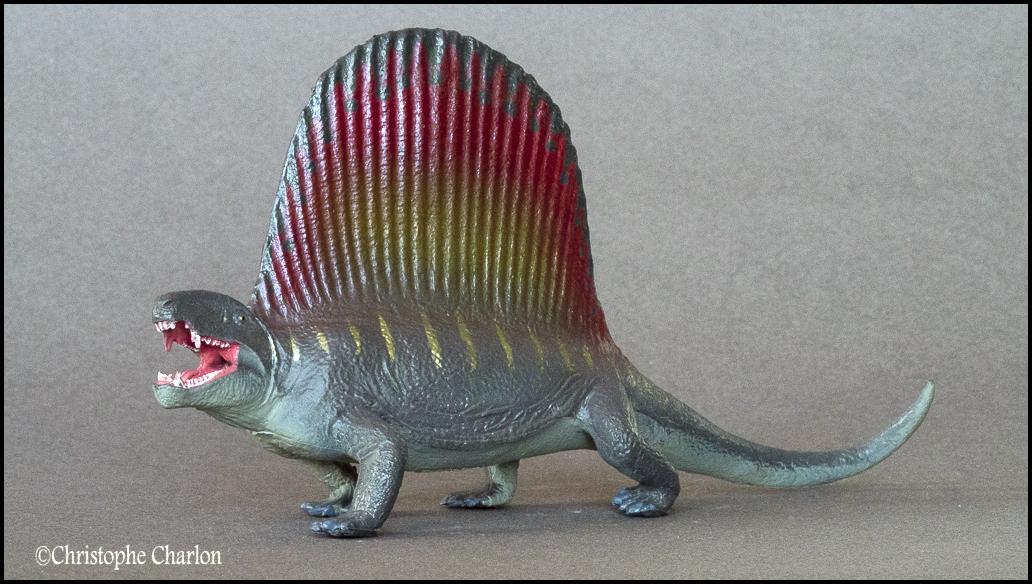 Favorite Prehistoric Life Softmodel Dimetrodon: A walkaround by Kikimalou Kinto_Favorite_Dimetrodon_7