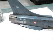 Avion - F-8E FN (P) Crusader, Hasegawa 1/48 DSCN5797