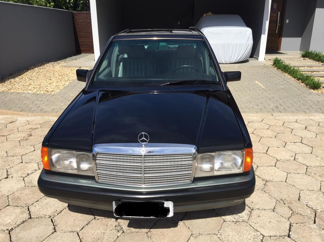 W201 - 190E 2.6 1991 - R$ 55.000,00 Image
