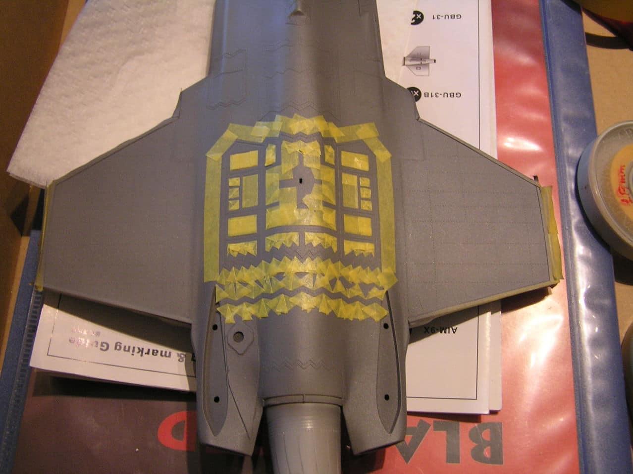 "F-35C  1/48 ... H  ""αεροπλαναρα""  !!! - Σελίδα 2 P1010054"