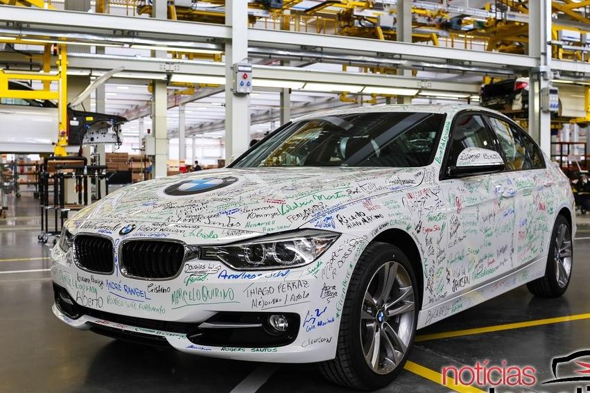 Primeiro BMW Brasileiro sai da linha de produção em Araquari, SC Screenshot_1582