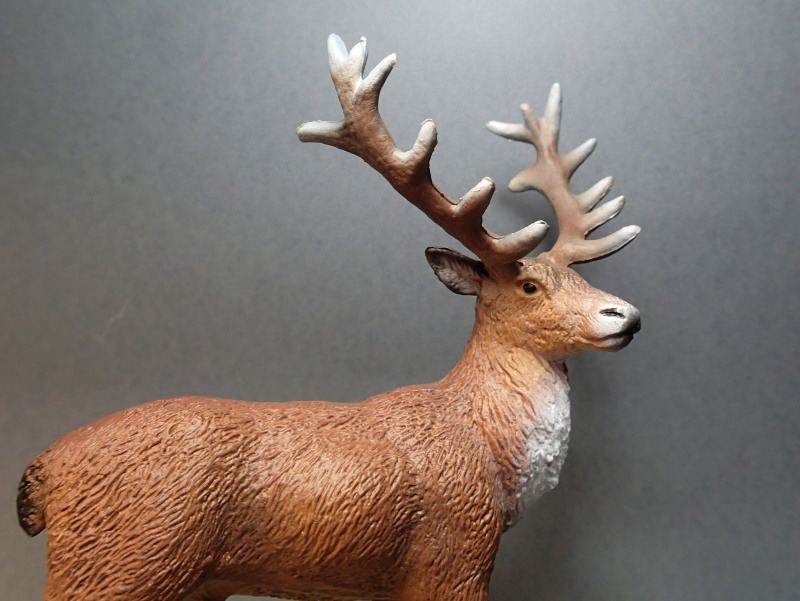 A walkaround  of Bullyland Red Deer, deLuxe size.  Bul_Lux_Red_Deer_Body8_zpsroiw48u0
