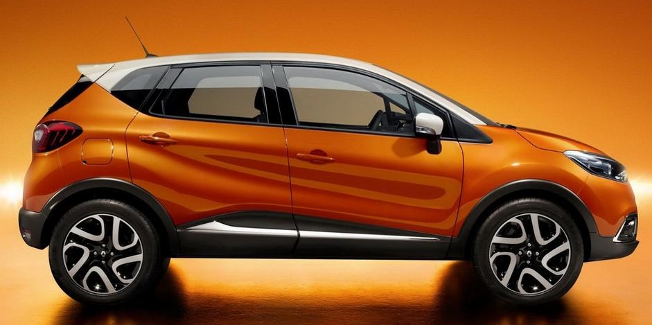 Especulação: Classe X, menor que GLA, baseada em Renault Captur Screenshot_424