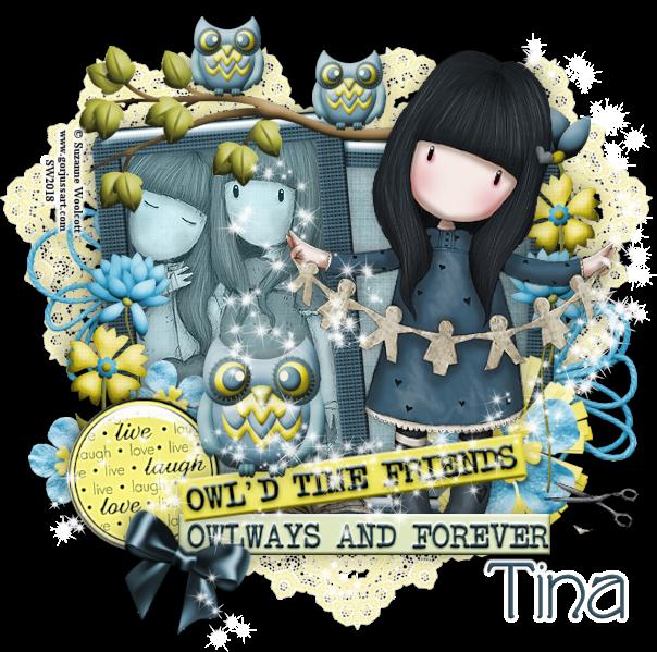 Tina's July - September Pick Up Thread Tina-2018owldtimefriends