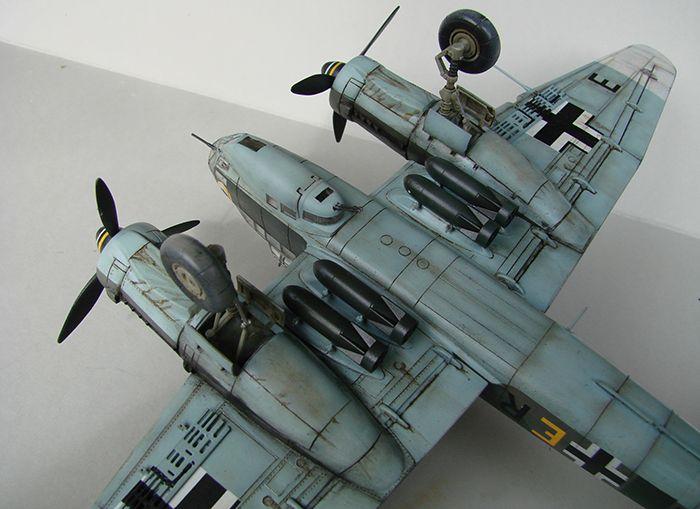 Junkers Ju-88A-4, Italeri, 1/72 DSC04701