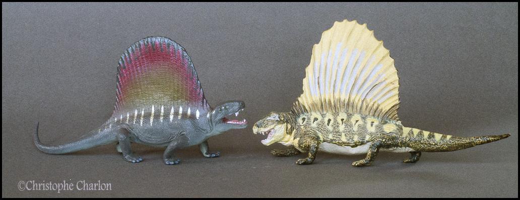Favorite Prehistoric Life Softmodel Dimetrodon: A walkaround by Kikimalou Kinto_Favorite_Dimetrodon_FP-006_Soft_model_13.j