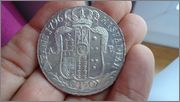 120 GRANA FERNANDO IV 1796 NAPOLI ( ITALIA ) Image