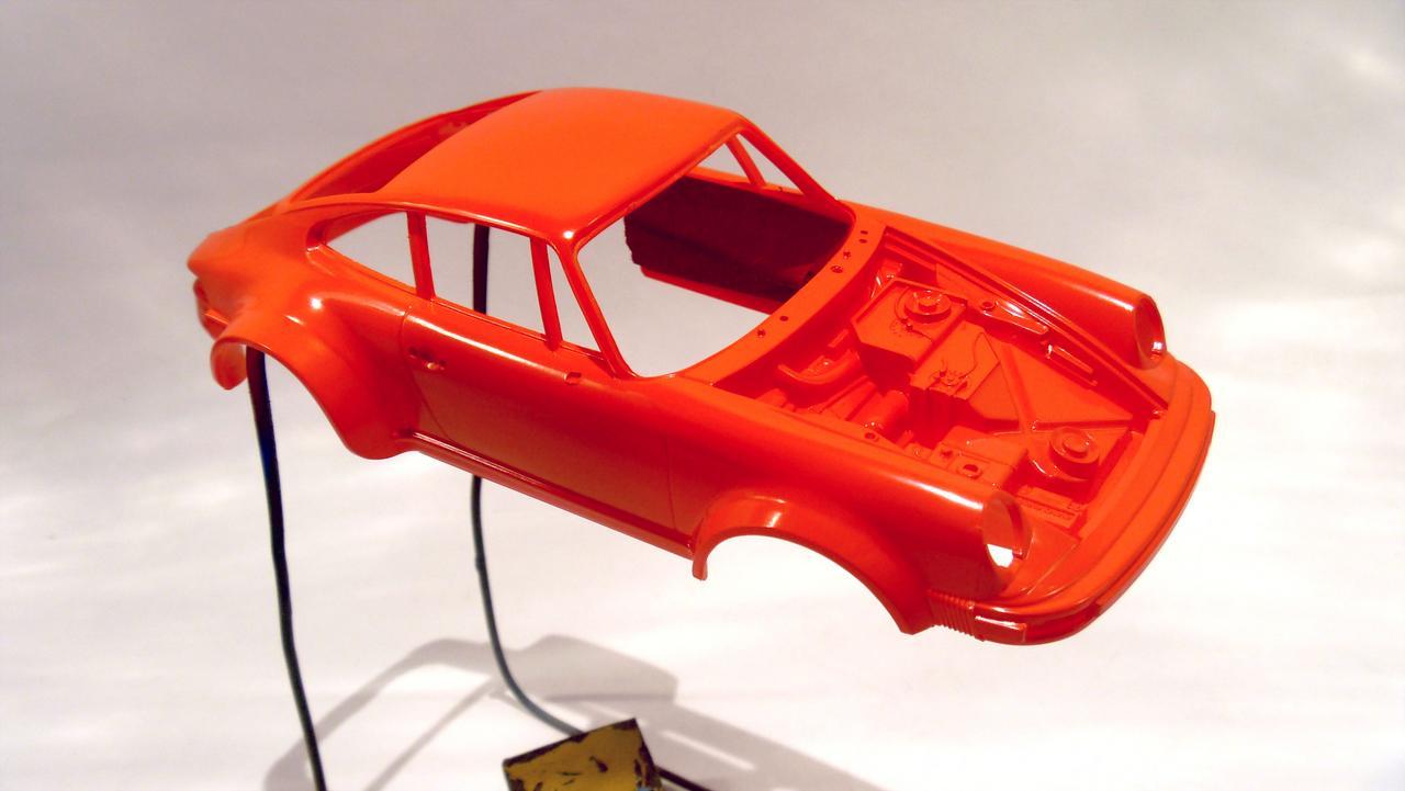 Revell Porsche 934 RSR P1040107