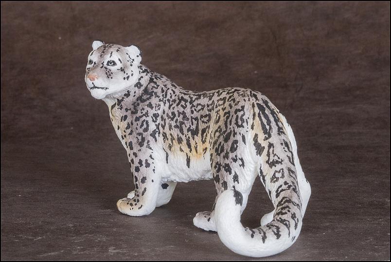 Ana's Snow leopard: A walkaround by kikimalou Snow_Leopard_Anna_3