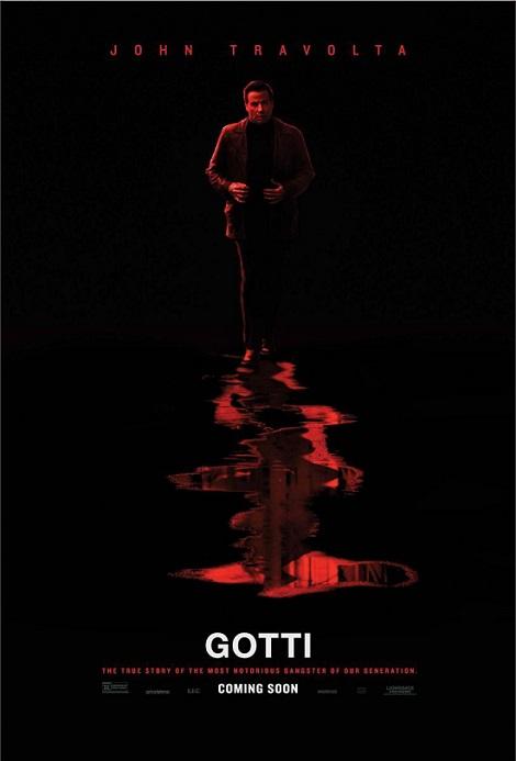 John Travolta Gotti_poster
