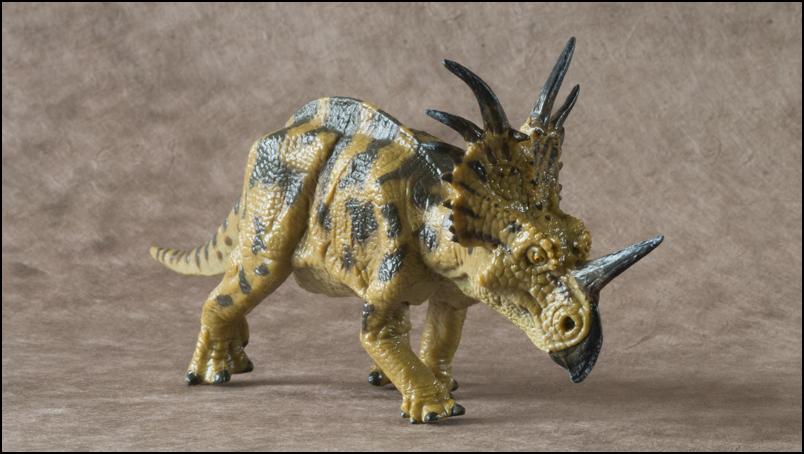 The 2013 KINTO FAVORITE Styracosaurus walkaround. KINTO_FAVORITE_Styracosaurus_3