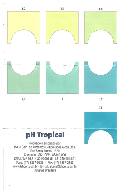 Teste pH tropical Teste_p_H_Tropical