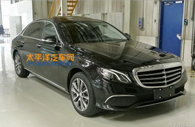 China terá opção de entre-eixos maior na Classe E Screenshot_3884