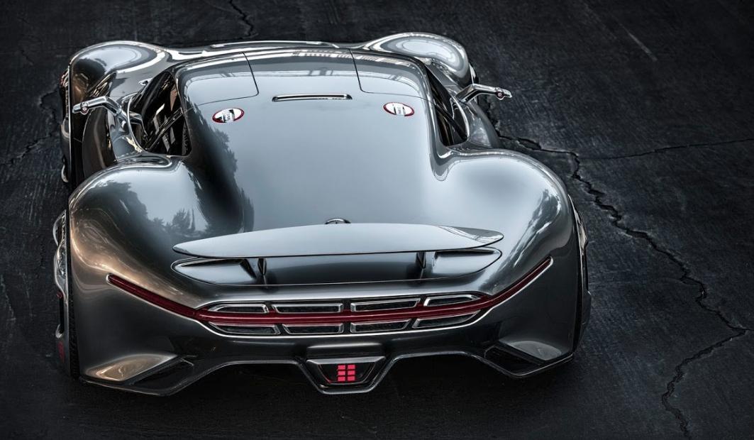 Hipercarro Mercedes-AMG terá motor da F1 para concorrer com Chiron Screenshot_4817