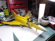 Avion - F-4J Phantom, RAF 74 Tiger Squadron - Tamiya, 1/32 F4_JUK_01