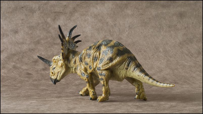 The 2013 KINTO FAVORITE Styracosaurus walkaround. KINTO_FAVORITE_Styracosaurus_7