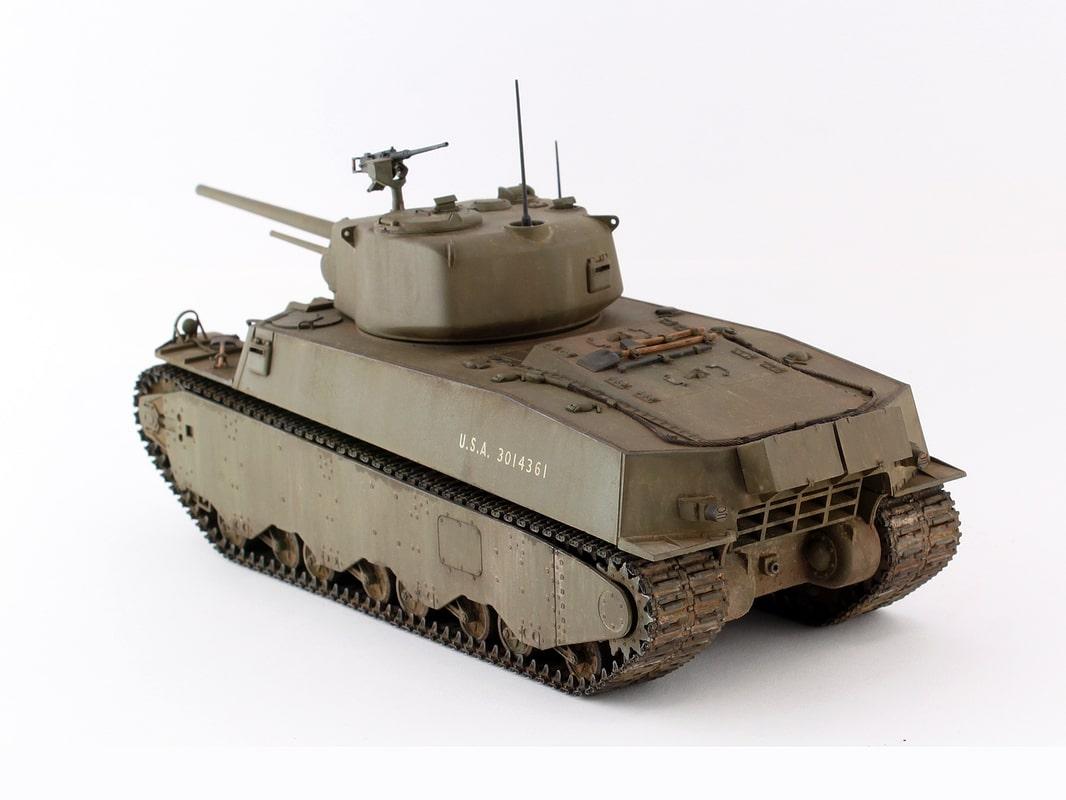 M6A1 Heavy Tank 00005