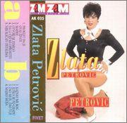 Zlata Petrovic -Diskografija Kaseta_prednja